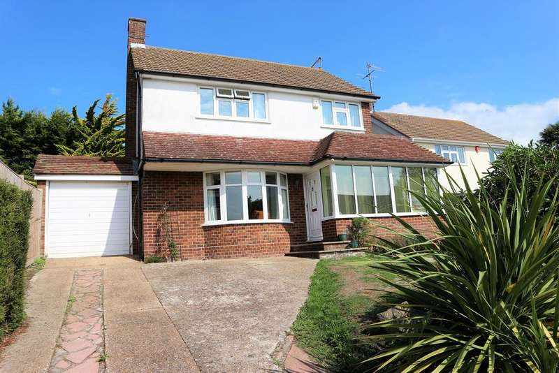 4 Bedrooms Detached House for sale in Ruskin Road, Eastbourne BN20