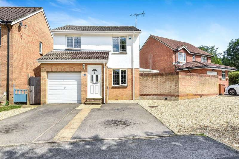 3 Bedrooms Detached House for sale in Salcombe Close, Chandler's Ford, Hampshire, SO53