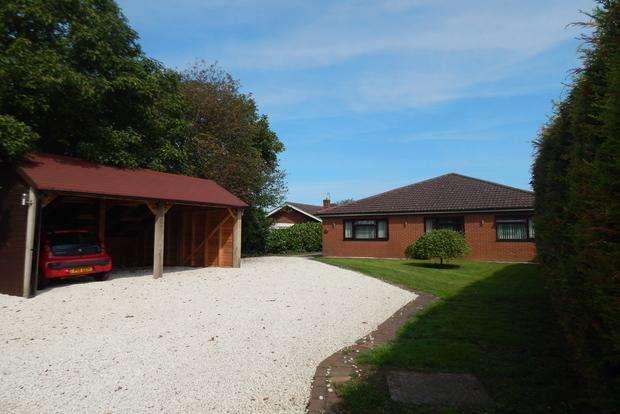 3 Bedrooms Bungalow for sale in St. Pauls Road North, Walton Highway, Wisbech, PE14