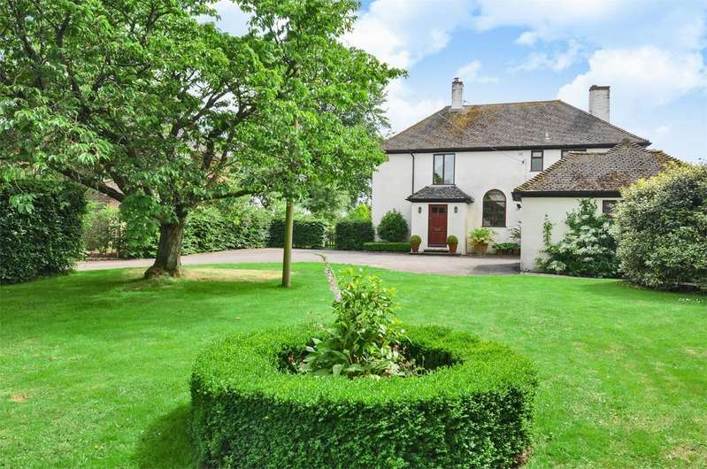5 Bedrooms Detached House for sale in Lyeway Lane, Ropley, Alresford, Hampshire, SO24