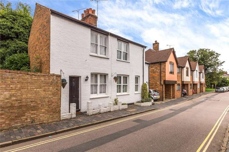 2 Bedrooms Semi Detached House for sale in Sopwell Lane, St. Albans, Hertfordshire
