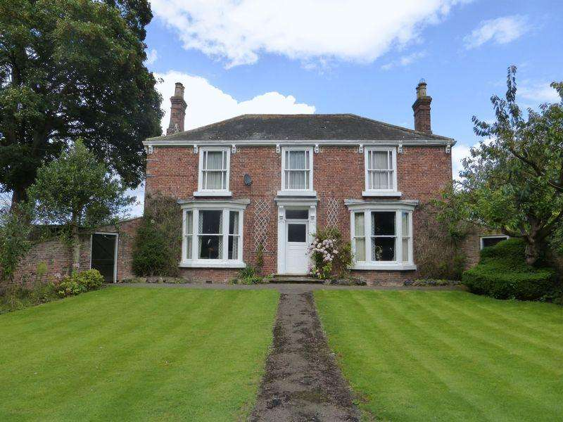6 Bedrooms Detached House for sale in West End, Burgh Le Marsh, SKEGNESS