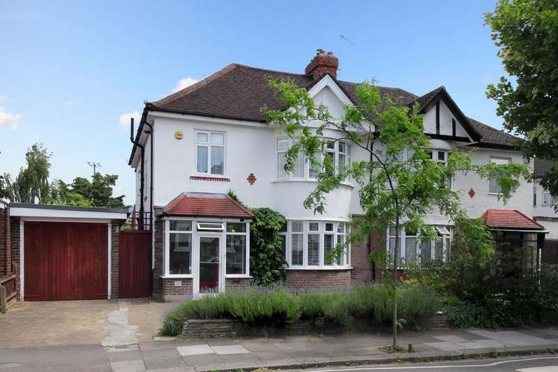 4 Bedrooms Semi Detached House for sale in Tring Avenue, W5