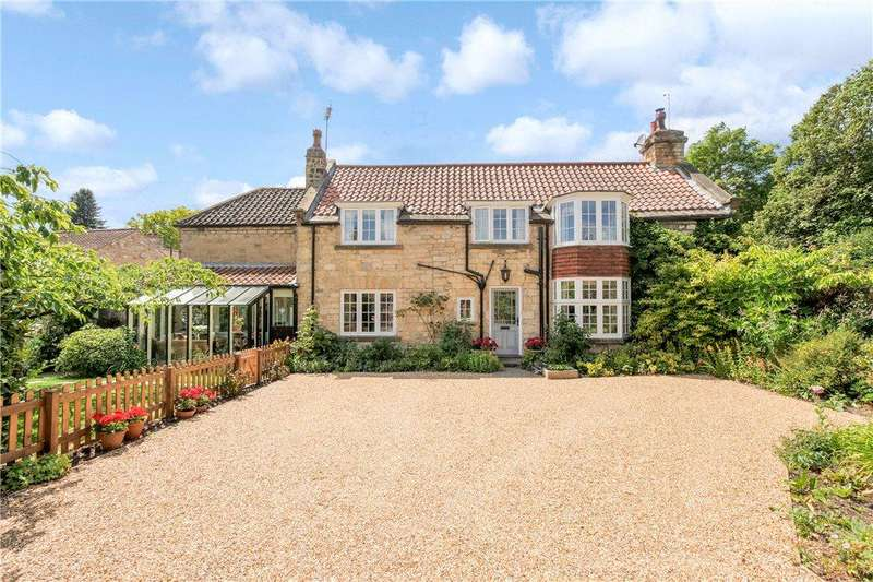 4 Bedrooms Unique Property for sale in High Street, Clifford, Wetherby