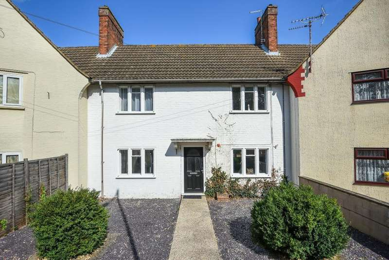 4 Bedrooms House for sale in Chestnut Crescent, Aylesbury, HP21