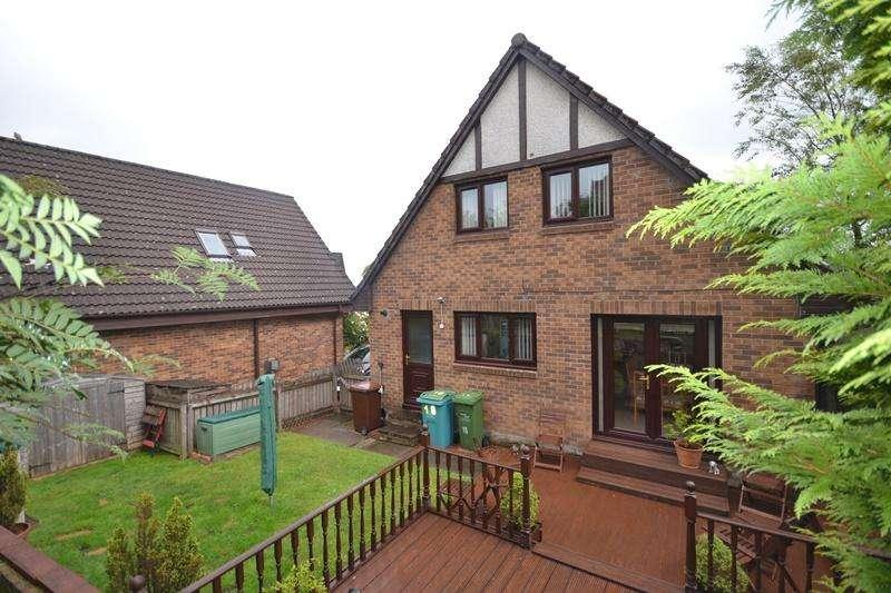 4 Bedrooms Detached Villa House for sale in 10 Nairn Way, Westewood, Cumbernauld G68