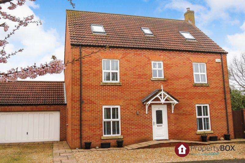 5 Bedrooms Detached House for sale in Billingborough