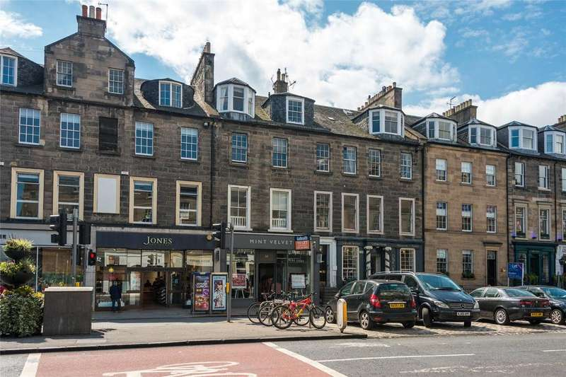 4 Bedrooms Apartment Flat for sale in George Street, Edinburgh