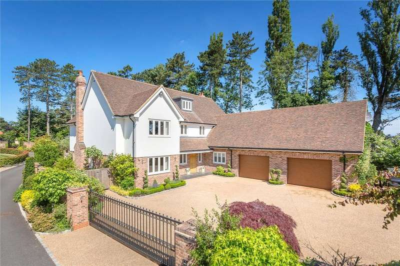 6 Bedrooms Detached House for sale in The Grove, Bishop's Stortford, Hertfordshire, CM23