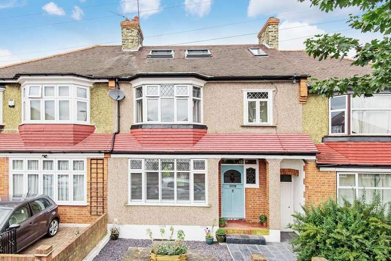 4 Bedrooms Terraced House for sale in Winsford Road, Catford