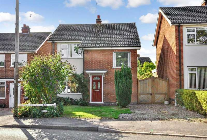 3 Bedrooms Detached House for sale in Station Lane, Asfordby, Melton Mowbray