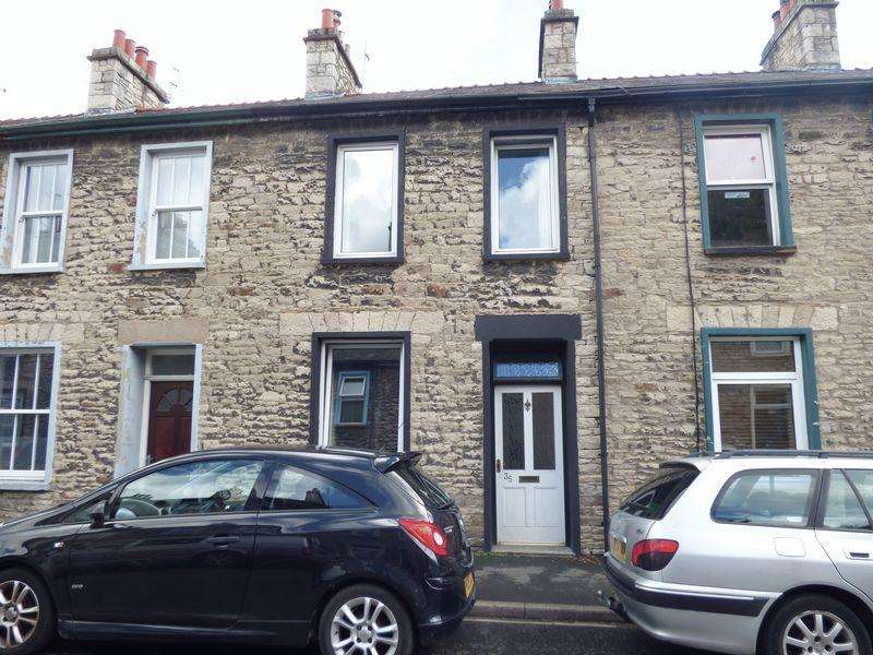 2 Bedrooms Terraced House for sale in Park Street, Kendal