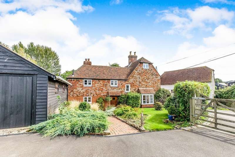4 Bedrooms Detached House for sale in Mill House Fairbourne Lane, Fairbourne, Maidstone, ME17