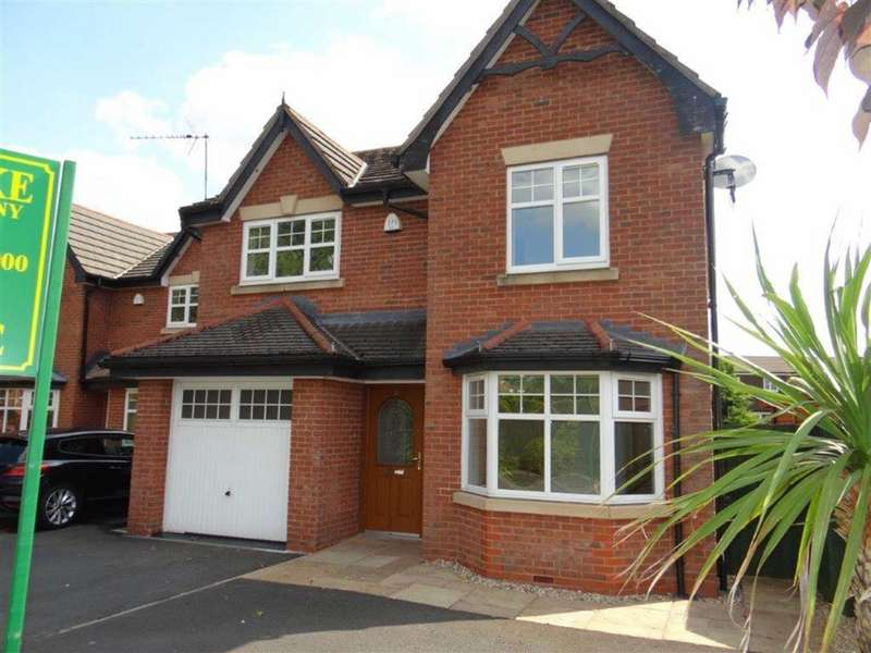 4 Bedrooms Detached House for sale in Cotswold Gardens, Lowton