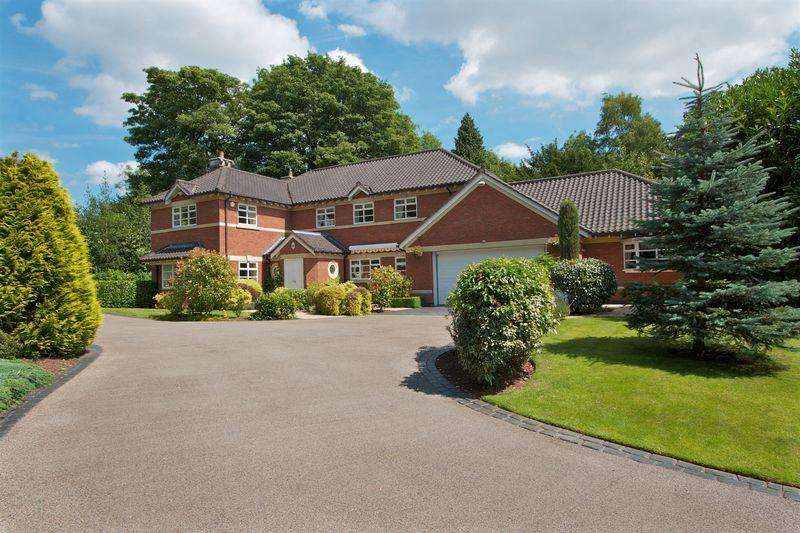 5 Bedrooms Country House Character Property for sale in Holly Bank, Trentham Park