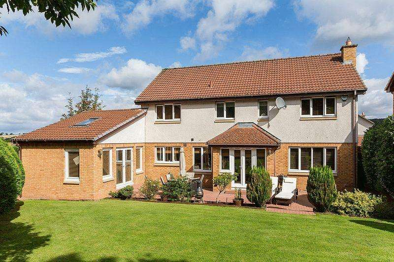 5 Bedrooms Detached House for sale in 121 Avalon Gardens, Linlithgow