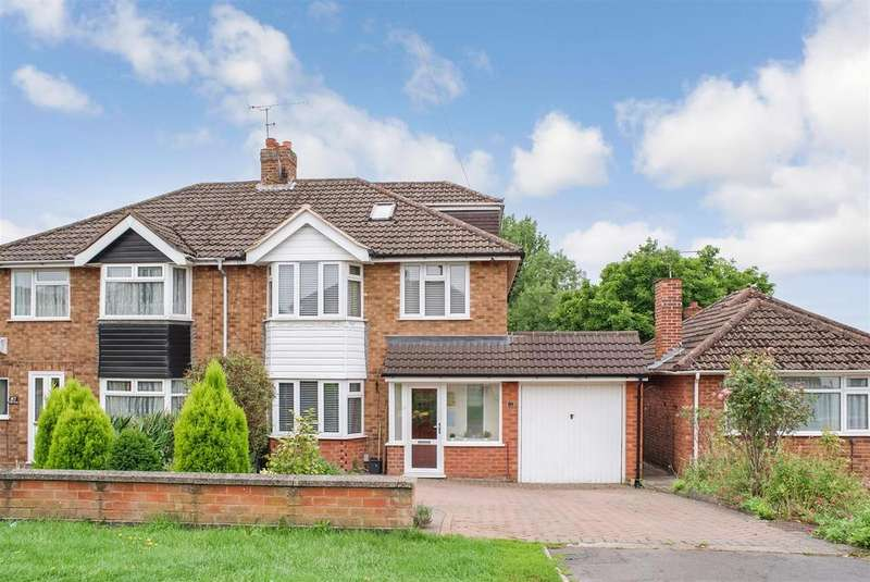 4 Bedrooms Semi Detached House for sale in Whitnash Road, Whitnash, Leamington Spa
