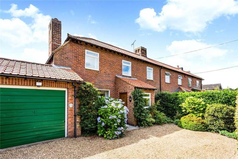 3 Bedrooms Semi Detached House for sale in Vicarage Road, Potten End, Berkhamsted, HP4