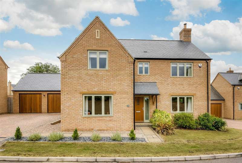 4 Bedrooms Detached House for sale in Isemill Road, Burton Latimer