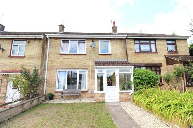3 Bedrooms Terraced House for sale in Julius Close, Caerleon, Newport, NP18