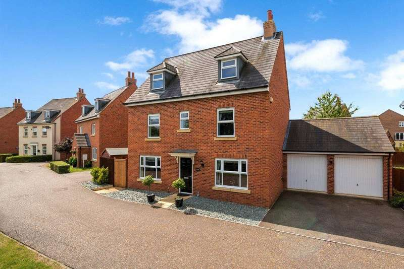 5 Bedrooms Detached House for sale in Setts Green, Bourne, PE10