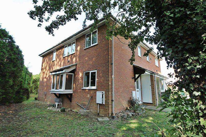 2 Bedrooms Cluster House for sale in Heron Close, Biggleswade