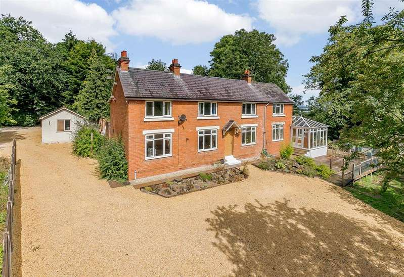 5 Bedrooms Detached House for sale in The Ridgeway, Astwood Bank, Redditch