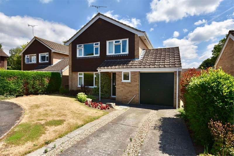 4 Bedrooms Detached House for sale in Coates Grove, Nailsea, Bristol, North Somerset