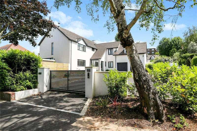 4 Bedrooms Detached House for sale in Church Road, Sneyd Park, Bristol, BS9