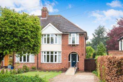 3 Bedrooms Semi Detached House for sale in Bury St. Edmunds, Suffolk