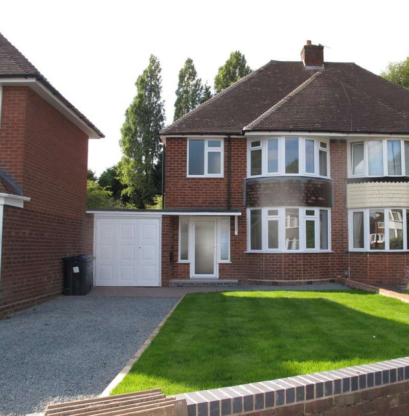 3 Bedrooms Semi Detached House for sale in Little Pitts Close, Birmingham