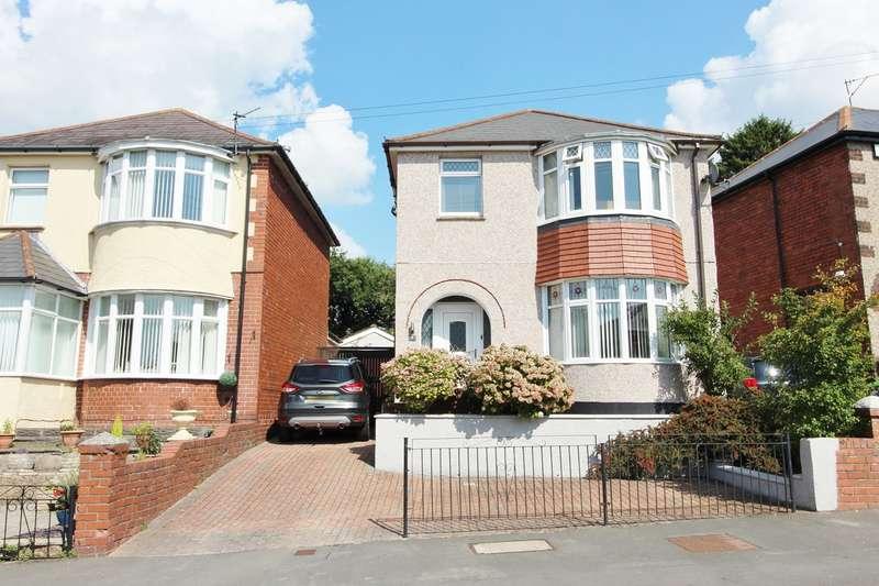 3 Bedrooms Detached House for sale in Beechcroft Road, Newport, NP19