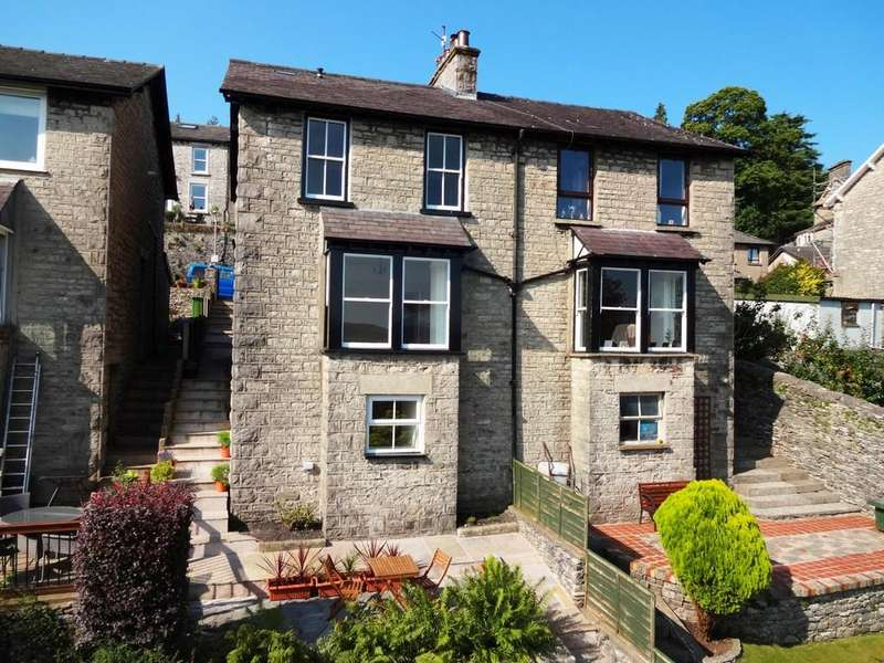 3 Bedrooms Semi Detached House for sale in Serpentine Road, Kendal, Cumbria