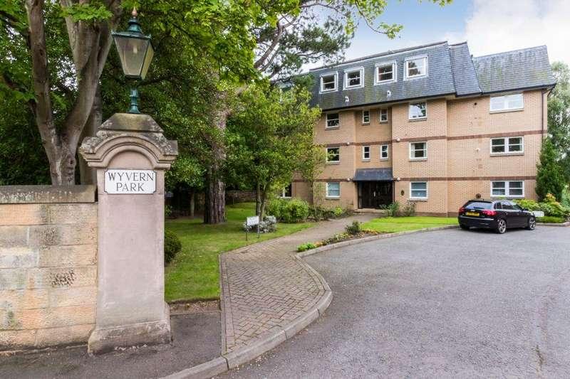 2 Bedrooms Penthouse Flat for sale in 1/7 Wyvern Park, Edinburgh EH9 2JY