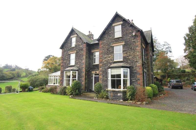 9 Bedrooms Detached House for sale in Haws House, The Green, Millom, Cumbria