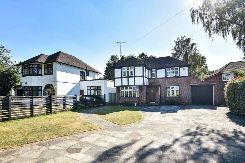 3 Bedrooms Detached House for sale in Sefton Close Petts Wood BR5