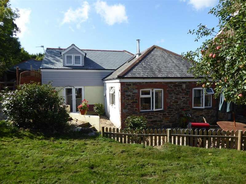 2 Bedrooms Detached House for sale in Roseland Peninsula