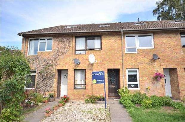3 Bedrooms Terraced House for sale in Hillberry, Bracknell, Berkshire