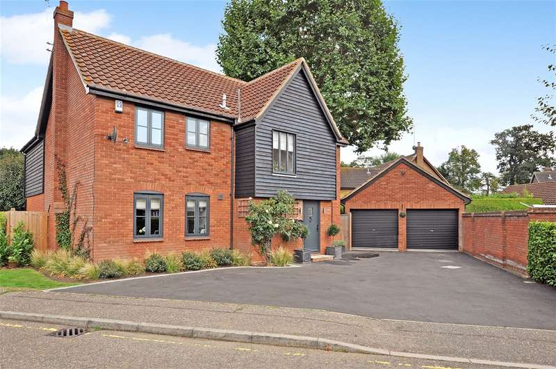 5 Bedrooms Detached House for sale in Redgates Place, Chelmsford