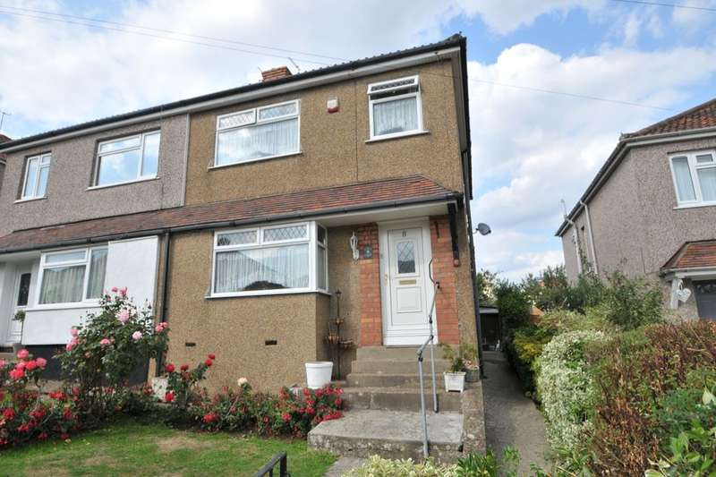 3 Bedrooms Semi Detached House for sale in The Drive, Hengrove, Bristol, BS14