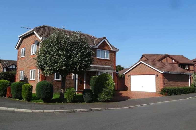 3 Bedrooms Detached House for sale in Heatherway, Fulwood, Preston, PR2