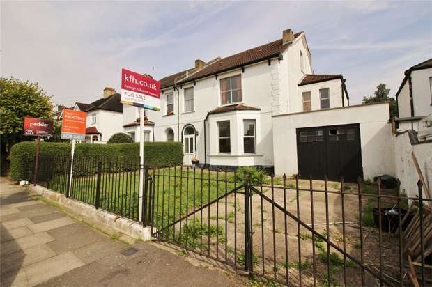 6 Bedrooms Semi Detached House for sale in Wheathill Road, Anerley, London