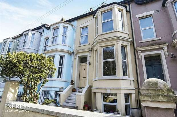 4 Bedrooms Terraced House for sale in Lonsdale Place, Whitehaven, Cumbria