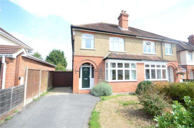 3 Bedrooms House for sale in Wendover Way, Tilehurst, Reading