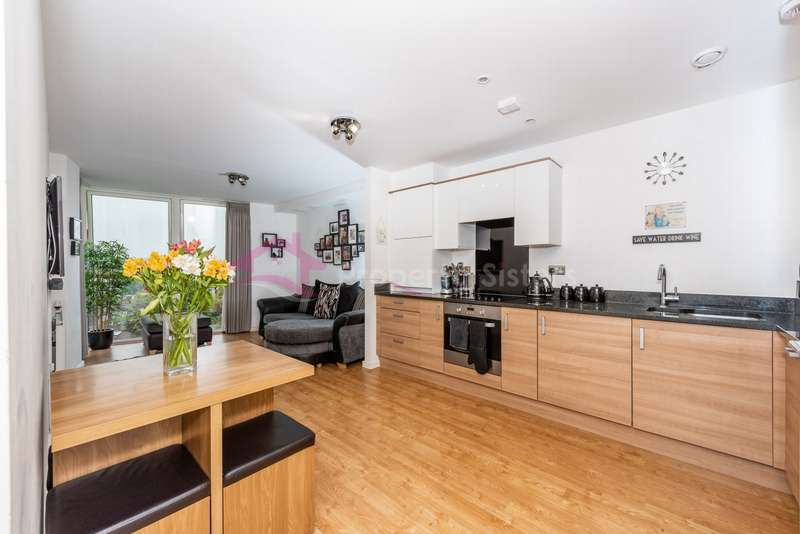 2 Bedrooms Apartment Flat for sale in Butterfly Court, Acklington Drive, Colindale, NW9