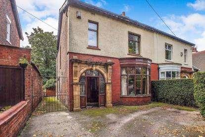 4 Bedrooms Semi Detached House for sale in Powis Road, Ashton-On-Ribble, Preston, Lancashire