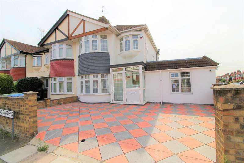 5 Bedrooms End Of Terrace House for sale in Banstead Gardens, Edmonton, London, N9 9BY
