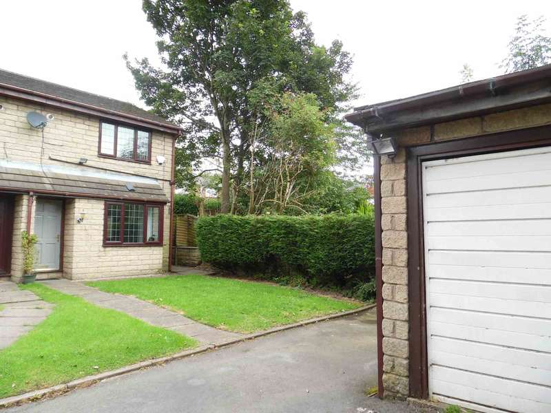 2 Bedrooms Semi Detached House for sale in Beckett Street, Lees