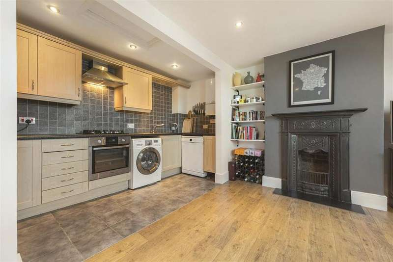 1 Bedroom Flat for sale in Cromford Road, SW18