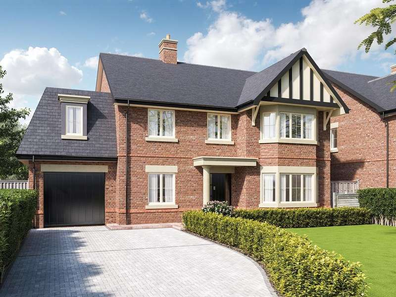 5 Bedrooms Detached House for sale in Brooke, Lostock Hall Road, Poynton